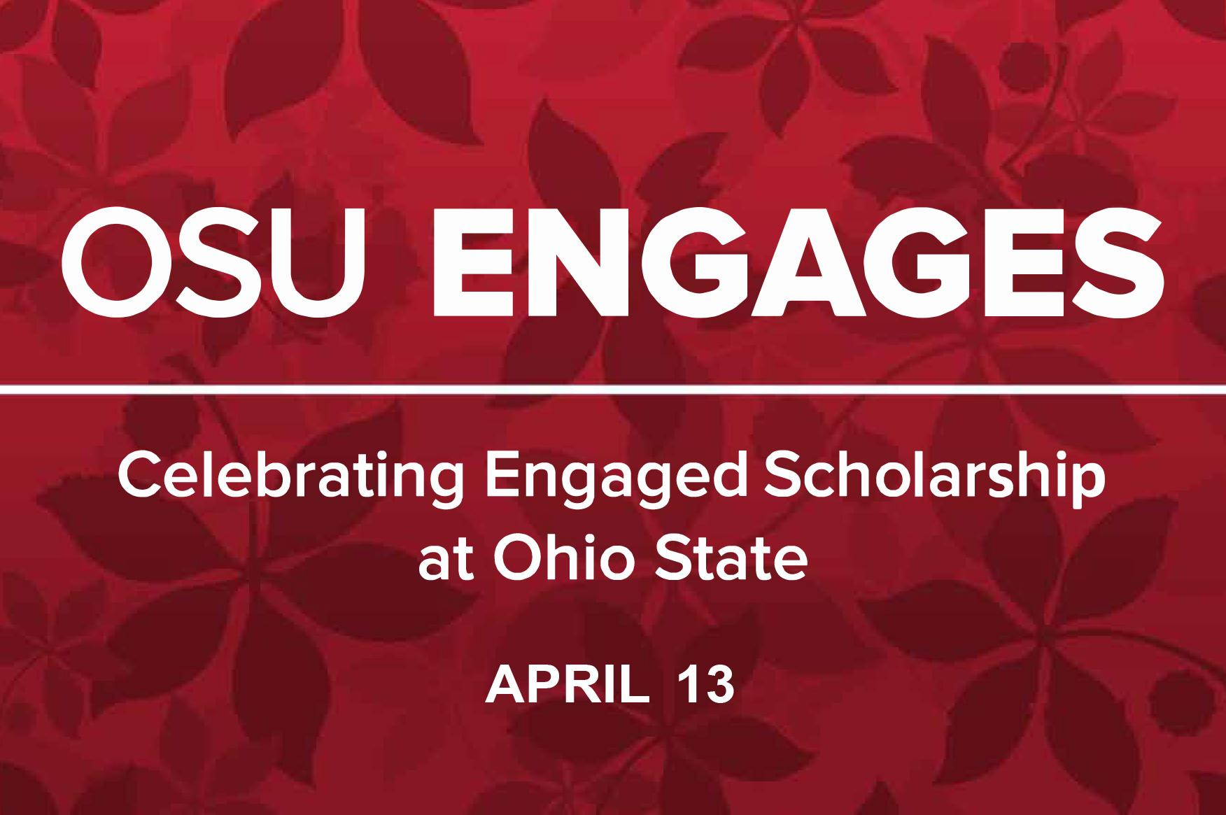 OSU Engages logo